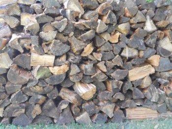 Brennholz anfertigen und liefern